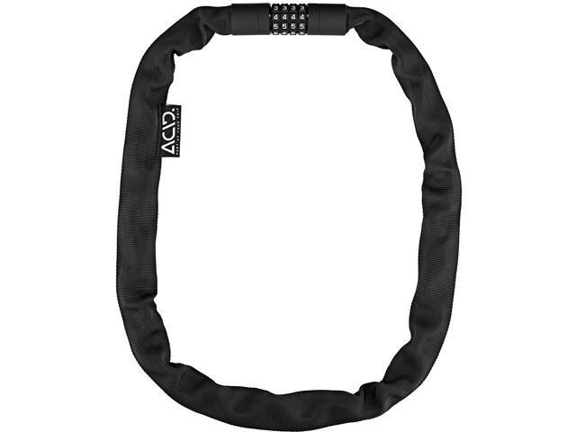 Cube ACID Corvid C120 Combination Chain Lock black